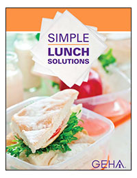 Simple Lunch Solutions cover image