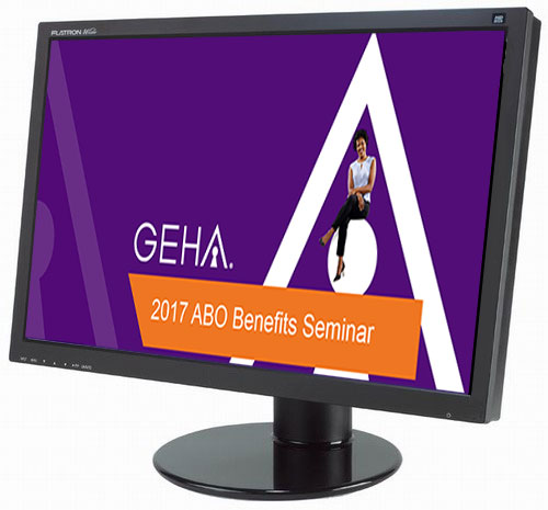 GEHA's 2017 Benefits Webinar