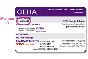 Sample Id Card Geha
